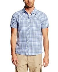 Camisa de manga corta celeste de Bergans