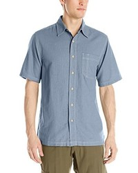 Camisa de manga corta celeste de Royal Robbins