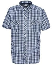 Camisa de manga corta celeste de Trespass