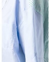 Camisa de manga corta celeste de Y/Project