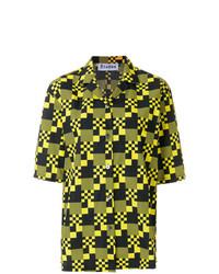 Camisa de manga corta en multicolor de Études