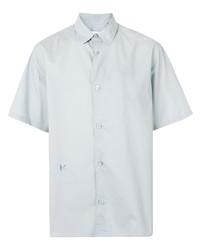 Camisa de manga corta gris de Kenzo