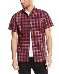 Camisa de manga corta naranja de Dickies