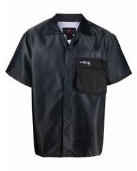 Camisa de manga corta negra de Nike