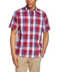 Camisa de manga corta roja de Tom Tailor