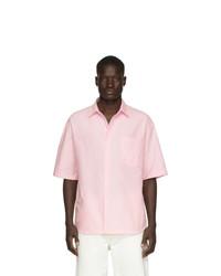 Camisa de manga corta rosada de Noon Goons