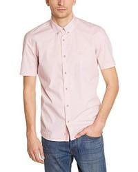 Camisa de manga corta rosada de Oxbow