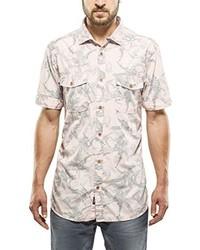 Camisa de manga corta rosada de Petrol Industries