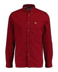 43e65ecbfbe4d Comprar una camisa de manga larga a cuadros Lacoste de Zalando ...