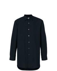 Camisa de manga larga azul marino de Études