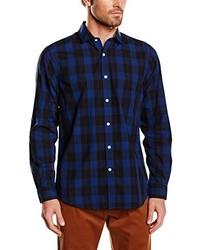 Camisa de manga larga azul marino de Dockers