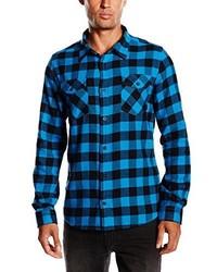 Camisa de manga larga azul de Billabong
