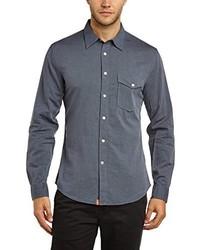 Camisa de manga larga azul de Dockers