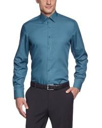 Camisa de manga larga azul de Venti