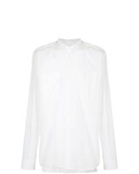 Camisa de manga larga blanca de Balmain