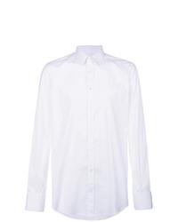 Camisa de manga larga blanca de Dolce & Gabbana