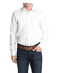 Camisa de manga larga blanca de Esprit