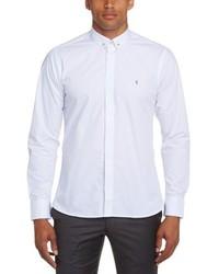 Camisa de manga larga blanca de Gabicci