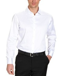 Camisa de manga larga blanca de Jacques Britt
