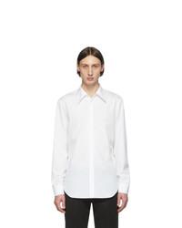 Camisa de manga larga blanca de Maison Margiela