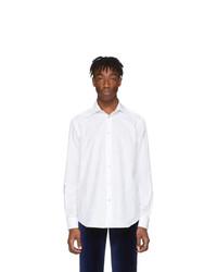 Camisa de manga larga blanca de Paul Smith