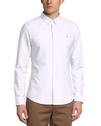Camisa de manga larga blanca de Perricone MD