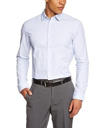 Camisa de Manga Larga Blanca de Selected Homme
