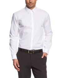 Camisa de manga larga blanca de Selected