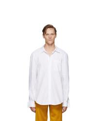 Camisa de manga larga blanca de Sies Marjan