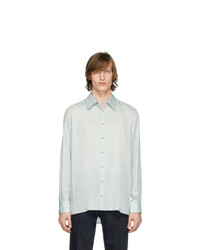 Camisa de manga larga celeste de Joseph
