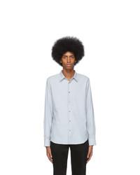 Camisa de manga larga celeste de Paul Smith