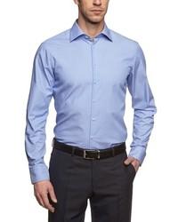 Camisa de manga larga celeste de Schwarze Rose
