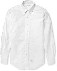 81d22388af Comprar una camisa de manga larga de seersucker blanca  elegir ...