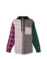 Camisa de manga larga de tartán en multicolor de Hilfiger Collection