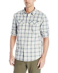Camisa de manga larga en beige de Columbia