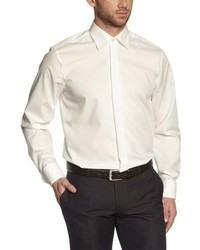 Camisa de manga larga en beige de Seidensticker