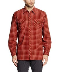 Camisa de Manga Larga en Tabaco de 5.11 Tactical Series