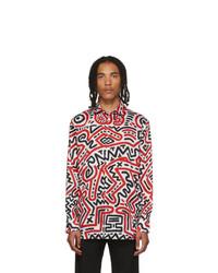 Camisa de manga larga estampada en multicolor de Études