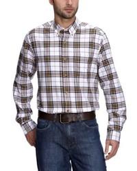 Camisa de manga larga gris de Eddie Bauer