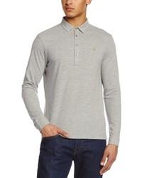 Camisa de manga larga gris de Perricone MD