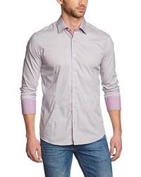 Camisa de manga larga gris de Redbridge