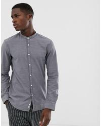 Camisa de manga larga gris de Tom Tailor