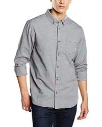 Camisa de manga larga gris de Vans