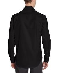 Camisa de manga larga negra de Atelier Privé