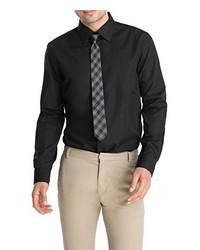 Camisa de manga larga negra de Esprit