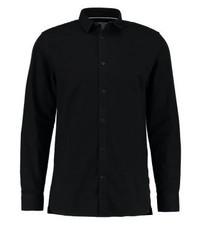 Camisa de Manga Larga Negra de Jack & Jones
