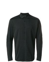 Camisa de manga larga negra de Napapijri