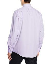 Camisa de manga larga rosada de Casamoda