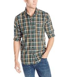 Camisa de manga larga verde oliva de Volcom