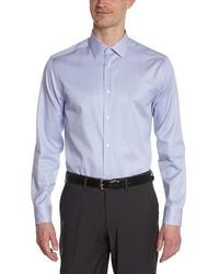 Camisa de manga larga violeta claro de Atelier Privé
